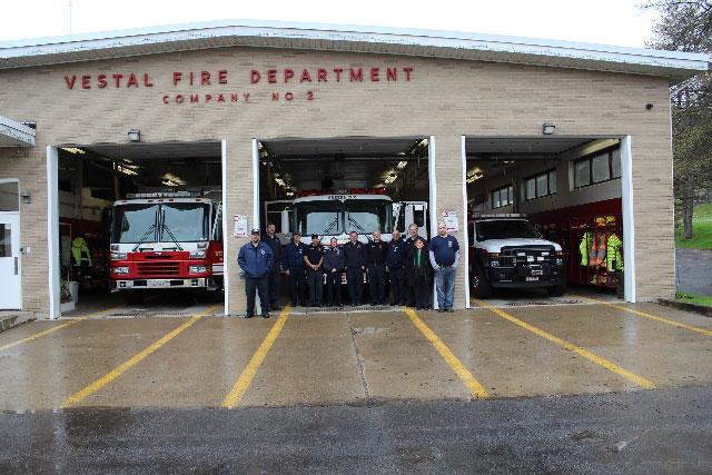 Community News | Vestal Fire